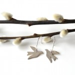 Birdy-earrings-silver